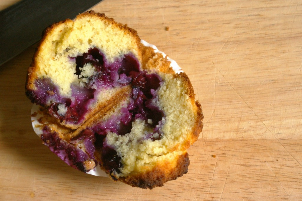 intérieur muffin