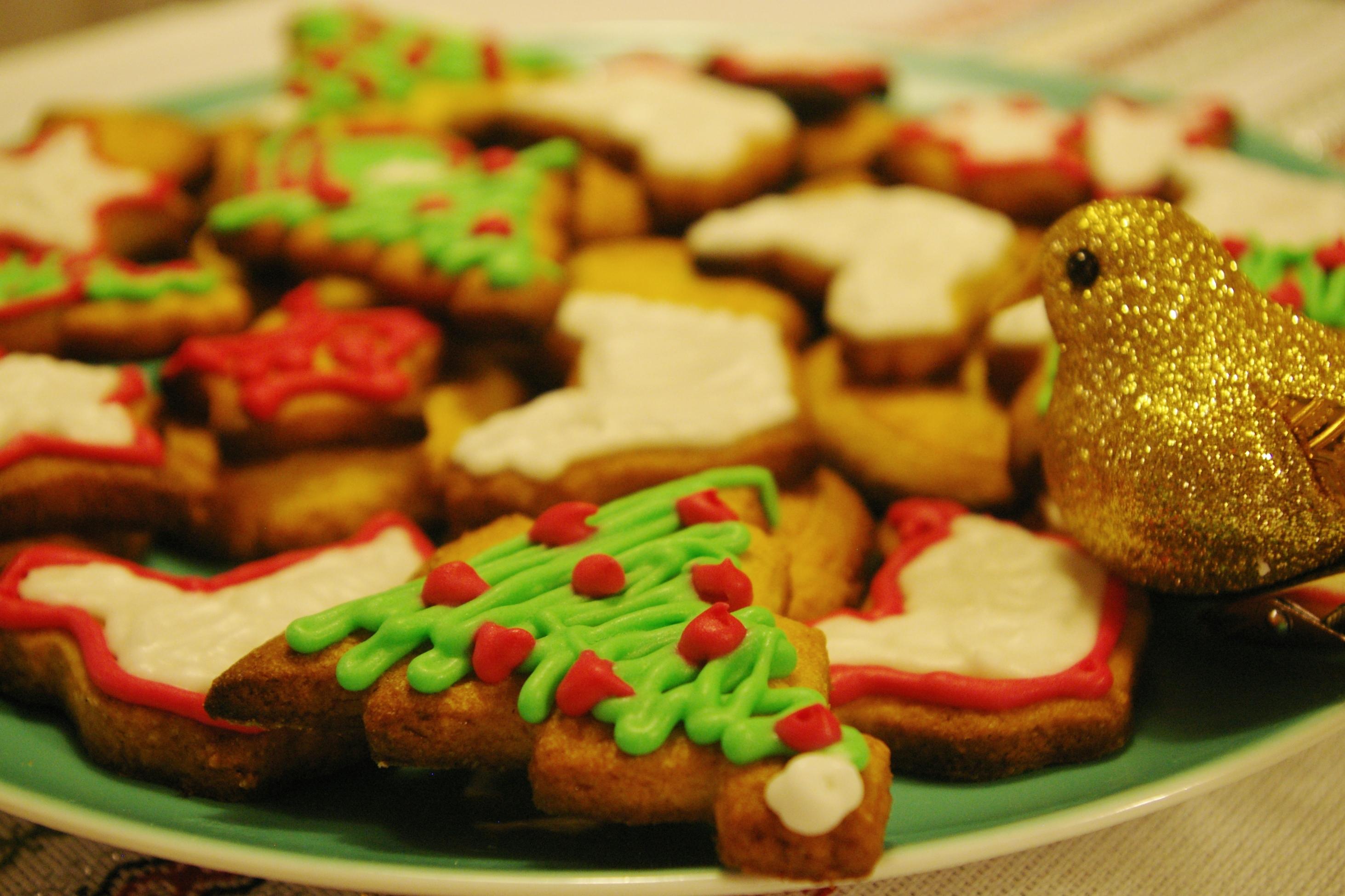 biscuits noël glaçage royal
