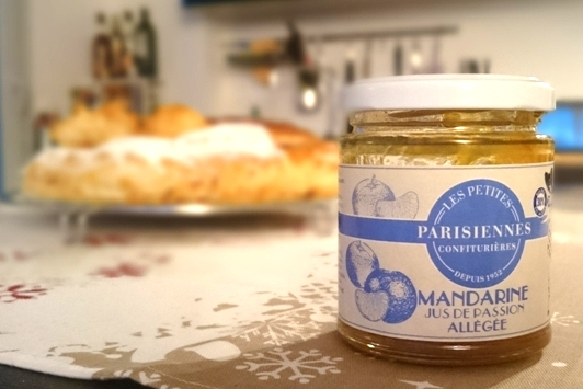 confiture mandarine passion