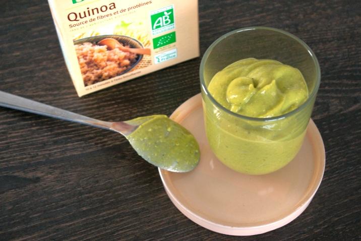 quinoa brocoli coco