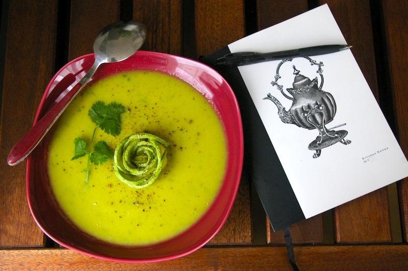 soupe courgette