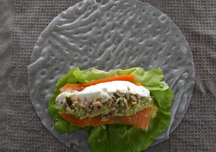 montage salad roll